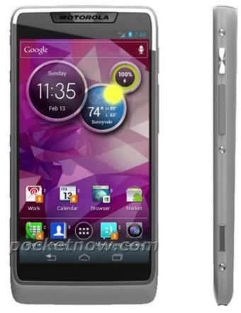 Nuevo Móvil Motorola