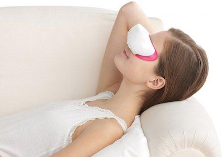 Gafas para descansar la vista