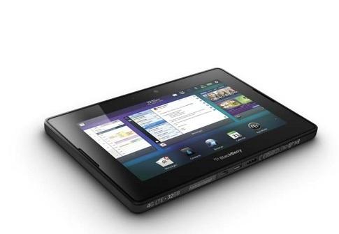 Tableta de PlayBook