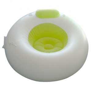 sillón inflable