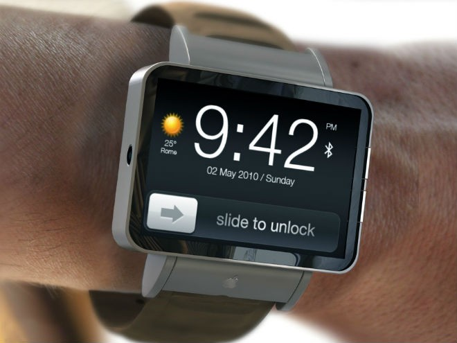 Posible Diseño iWatch