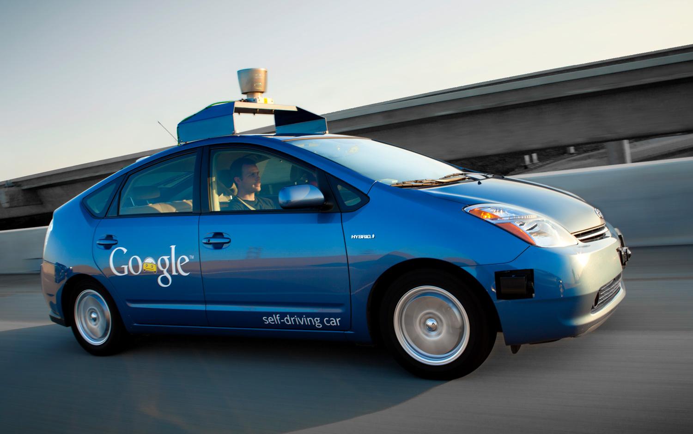 coches autonomos google