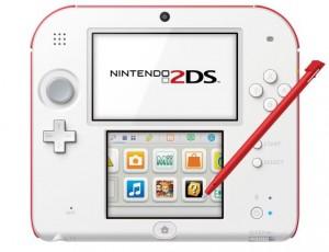 Nintendo 2DS consola