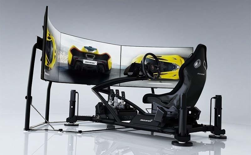 simulador coches